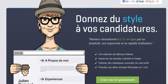 10 sites internet pour cr u00e9er un cv en ligne