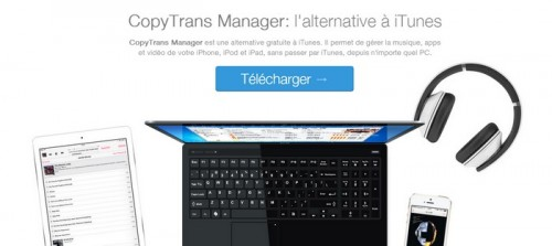 Copy Trans alternative : remplacer Itunes pour l'Ipod, l'iPhone ou l'iPad